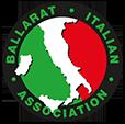 Ballarat Italian Association Logo