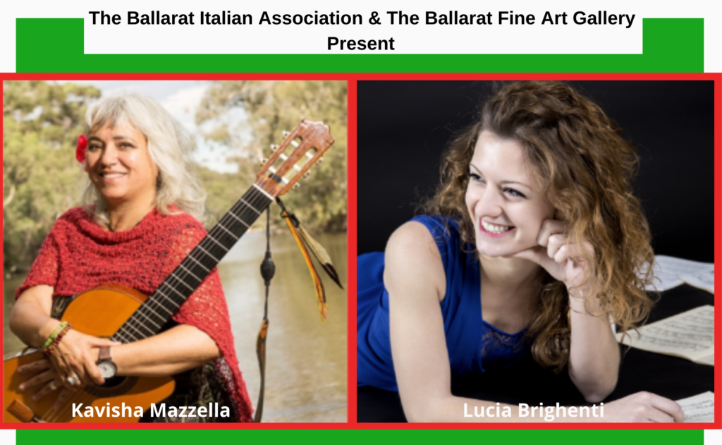 The Ballarat Italian Association & The Ballarat Fine Art
